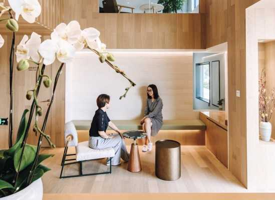 Natural Beauty Salon / Studio DOTCOF