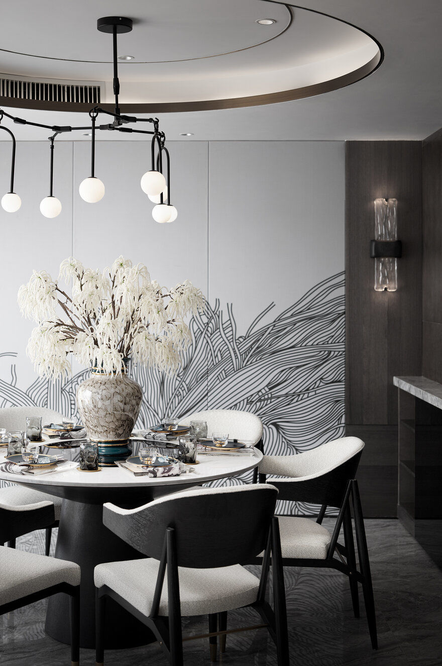 dining room / ONE-CU Interior Design Lab