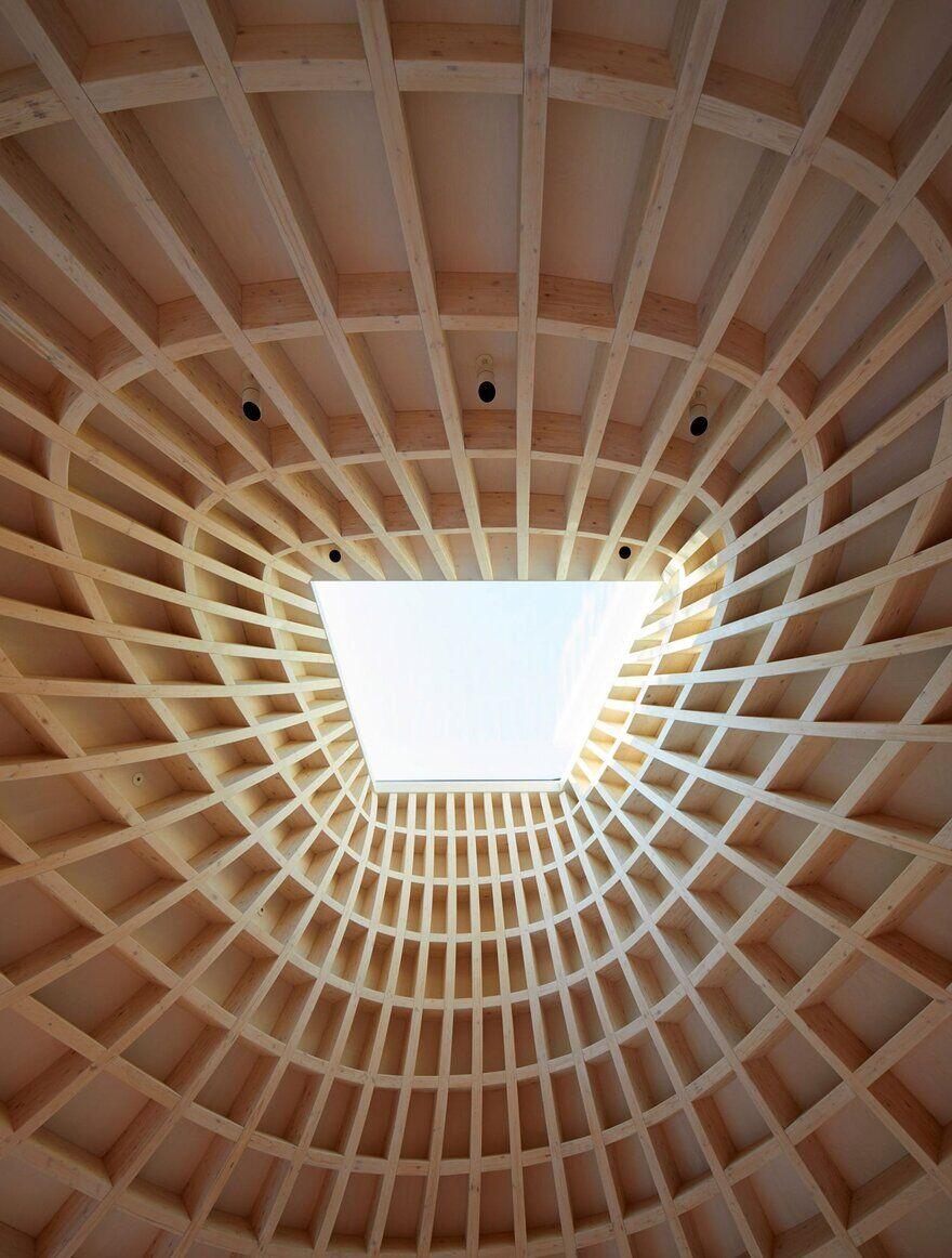 roof, Gianni Botsford Architects