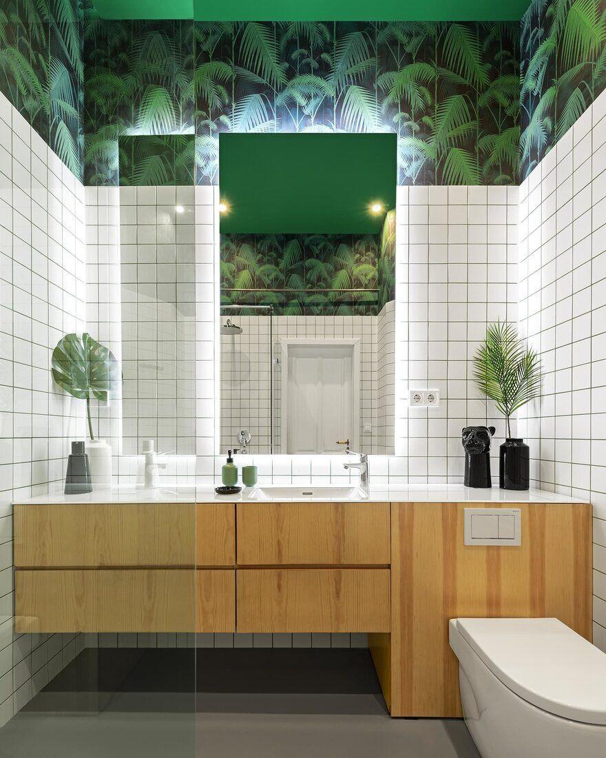 bathroom, Architres Studio