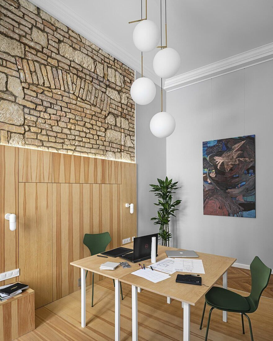 home office, Architres Studio