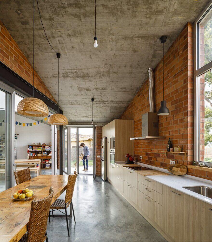 kitchen, Jesús Perales Arquitecte