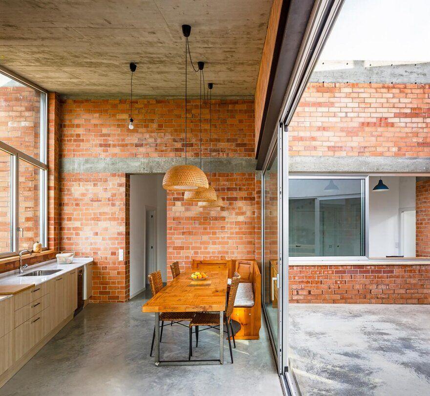 dining room, Jesús Perales Arquitecte