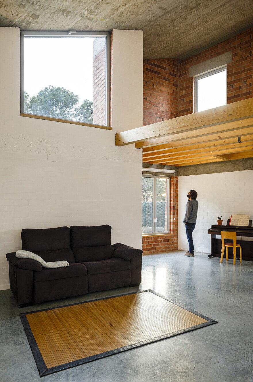 interior design, Jesús Perales Arquitecte