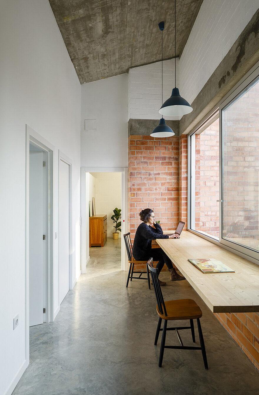 home office, Jesús Perales Arquitecte