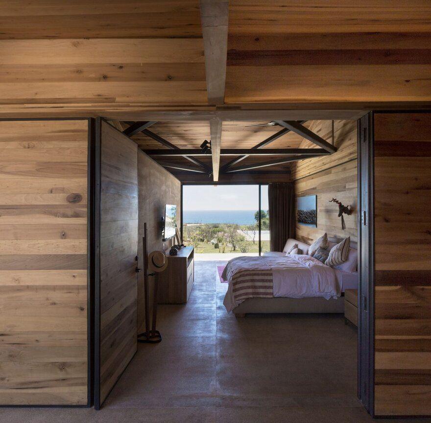 bedroom, Mexico / Dellekamp Arquitectos