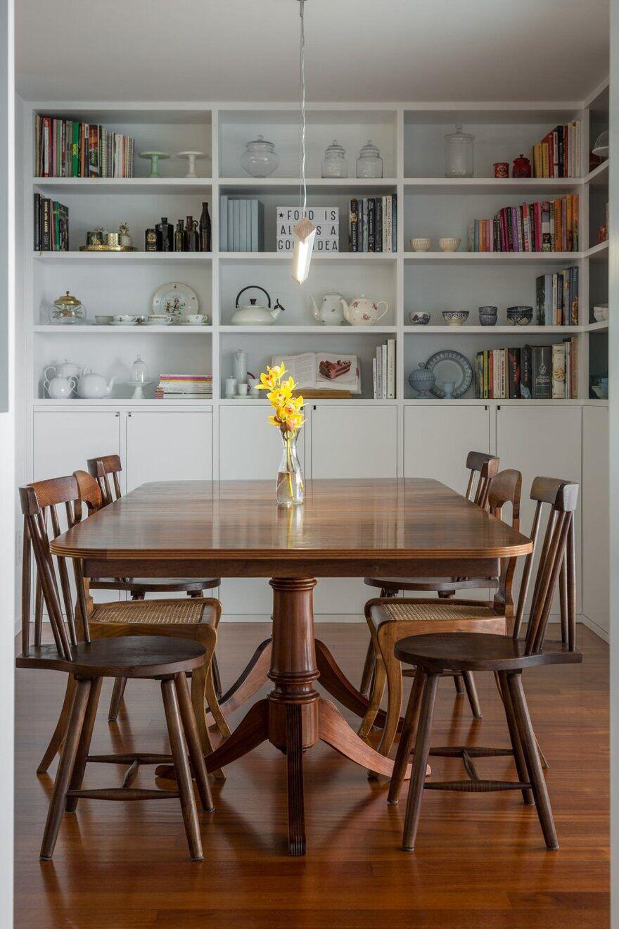 dining room / Ren Ito Arquiteto