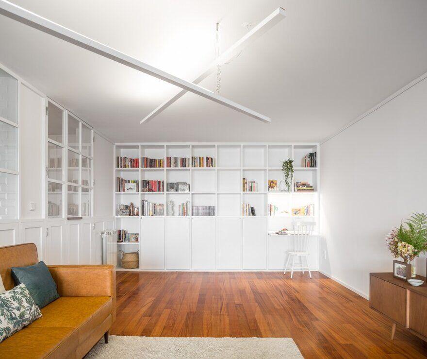 living room / Ren Ito Arquiteto