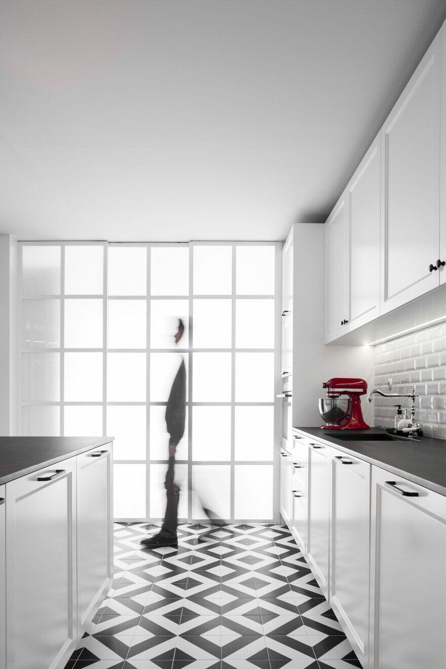 kitchen / Ren Ito Arquiteto