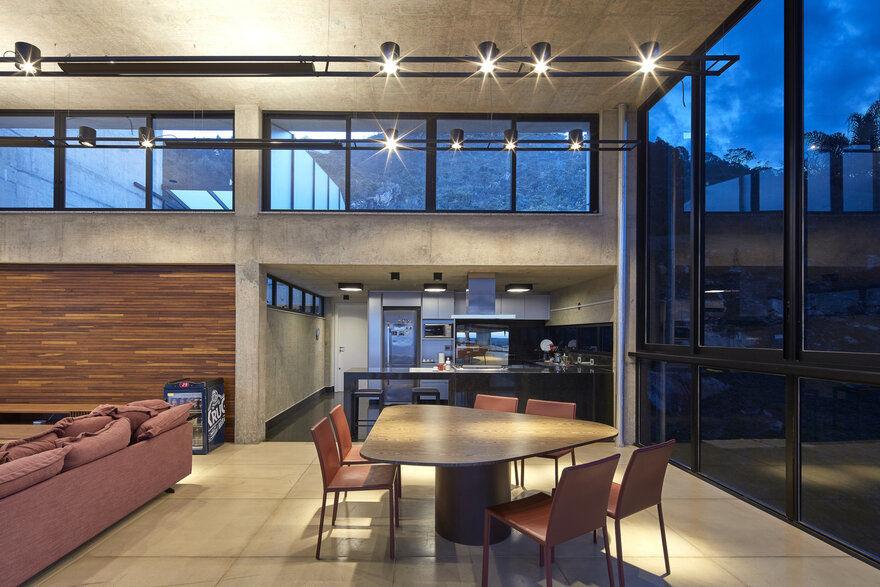 interior design / João Diniz Arquitetura