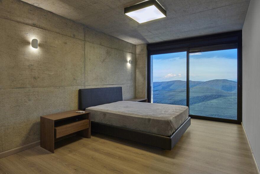 bedroom / João Diniz Arquitetura