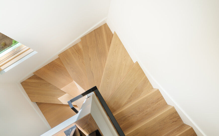 staircase by Studio MM Architect