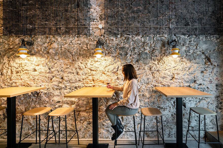 Daria Restaurant in Santander / ZOOCO Estudio
