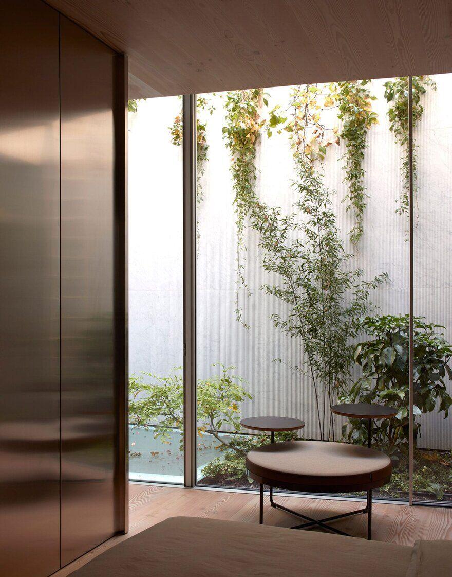 bedroom, Gianni Botsford Architects