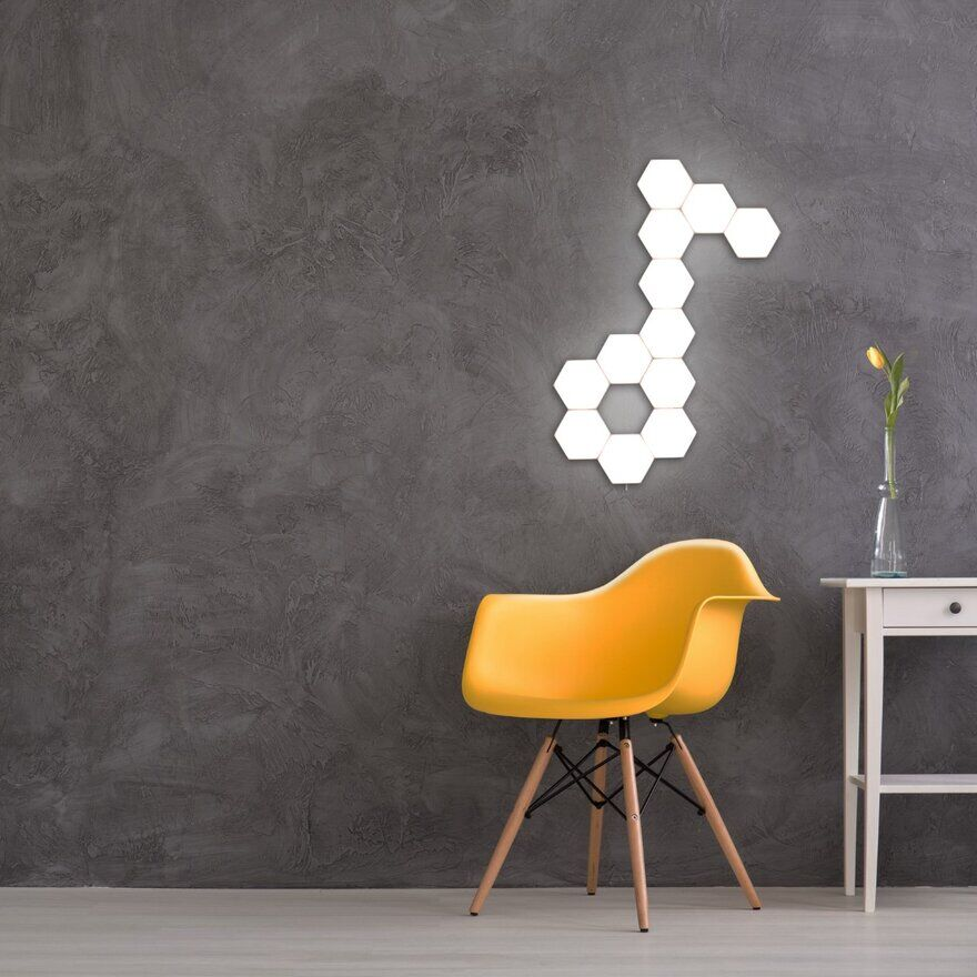Helios Touch Evolution. Modular Wall Lighting That Matches Your Mood