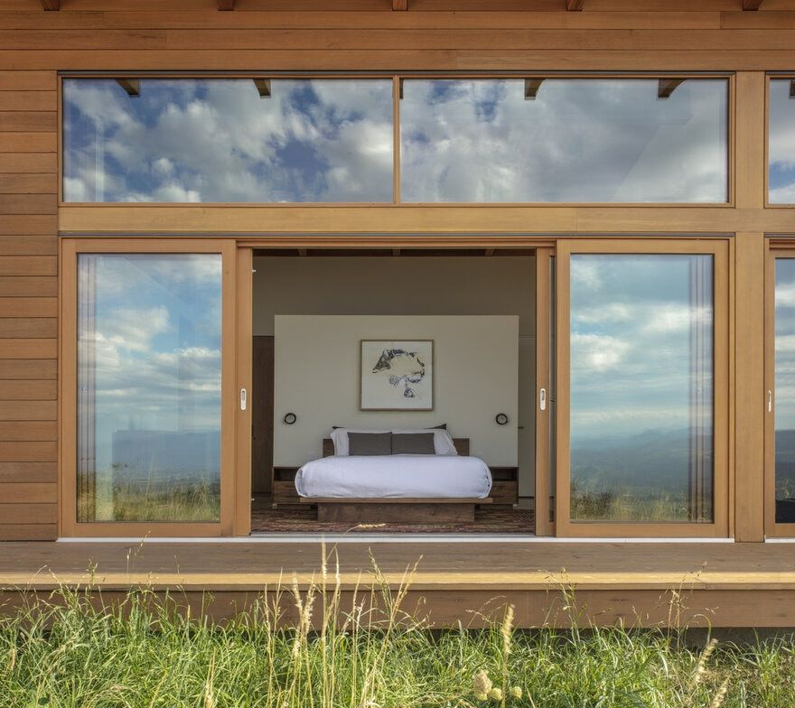 bedroom, Scott | Edwards Architecture