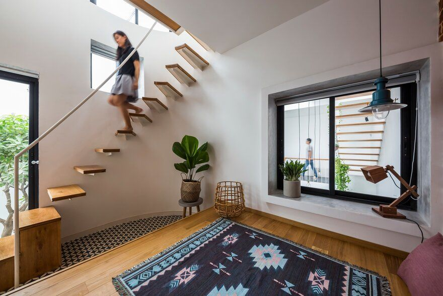 House for a Daughter / KHUÔN Studio