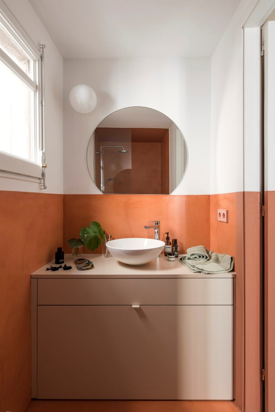bathroom / Colombo and Serboli Architecture
