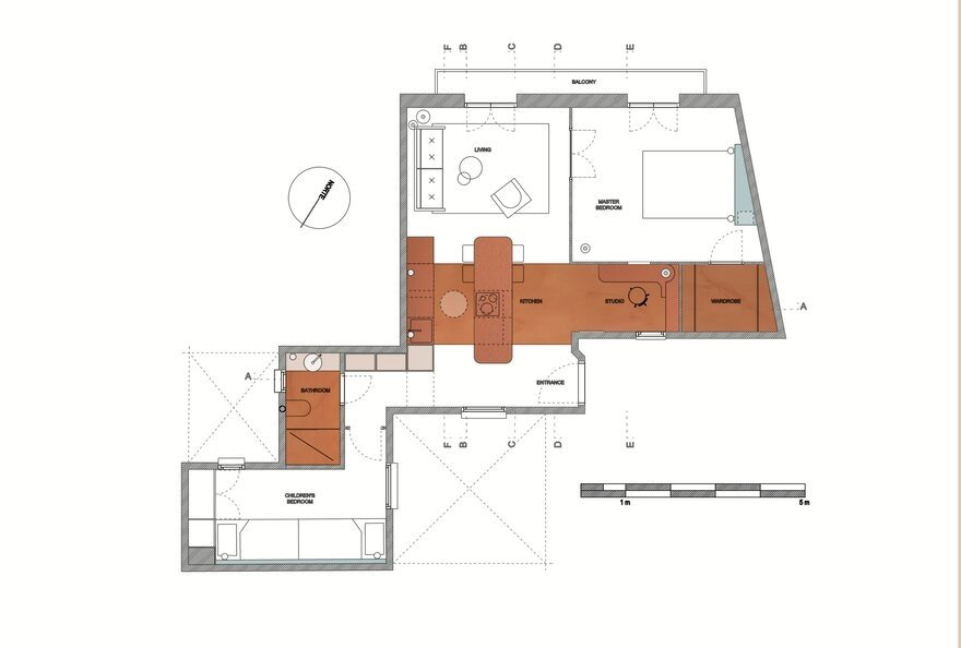 plan / Colombo and Serboli Architecture