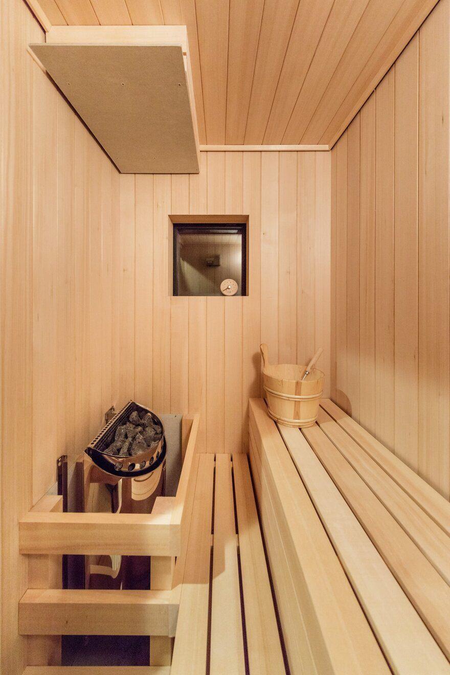 sauna, SUGAWARADAISUKE Architects