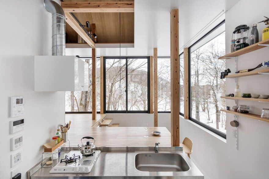 kitchen, SUGAWARADAISUKE Architects