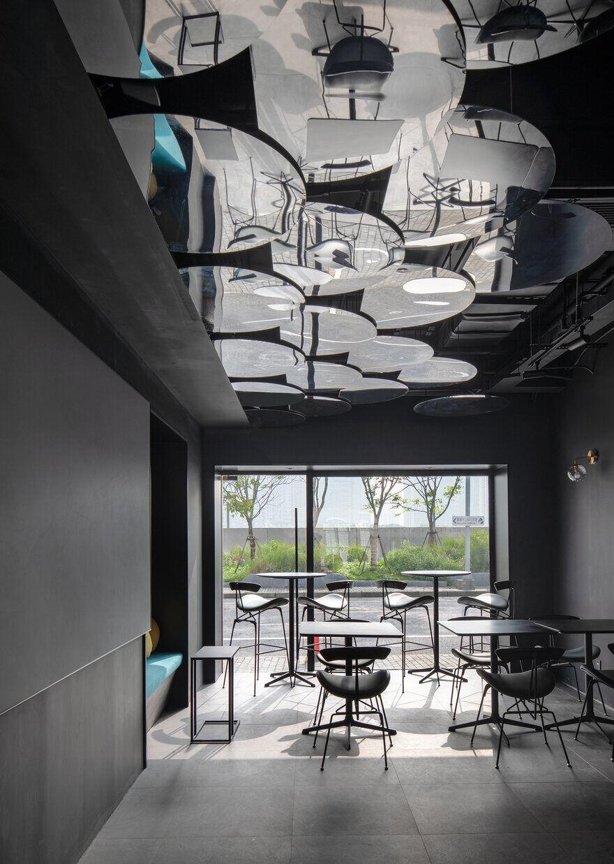 interior design, Shanghai / o&o studio