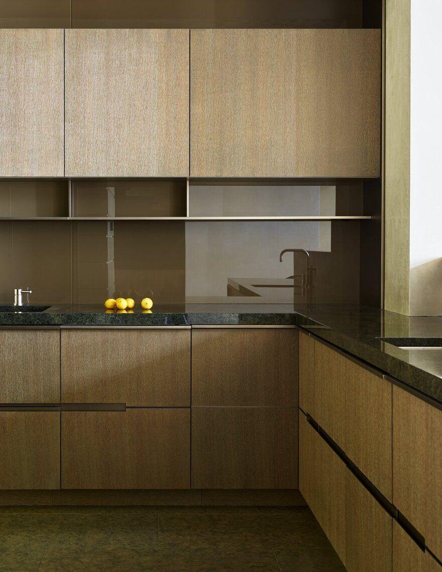 kitchen / Graham Baba Architects