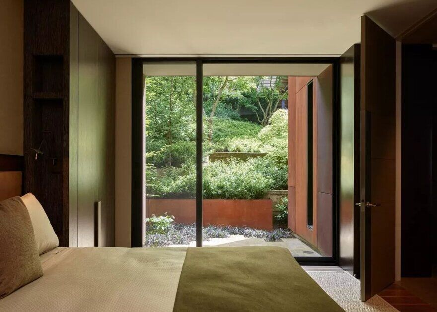bedroom / Graham Baba Architects