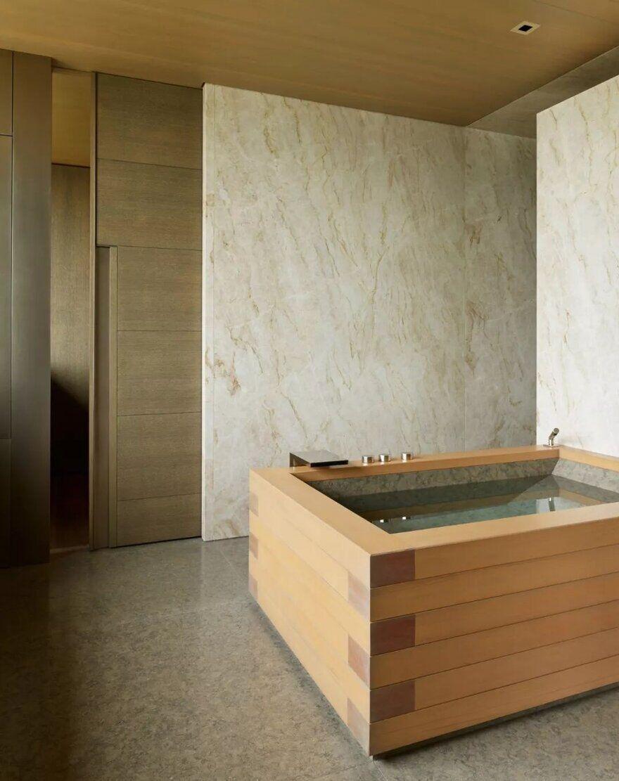 bathroom / Graham Baba Architects