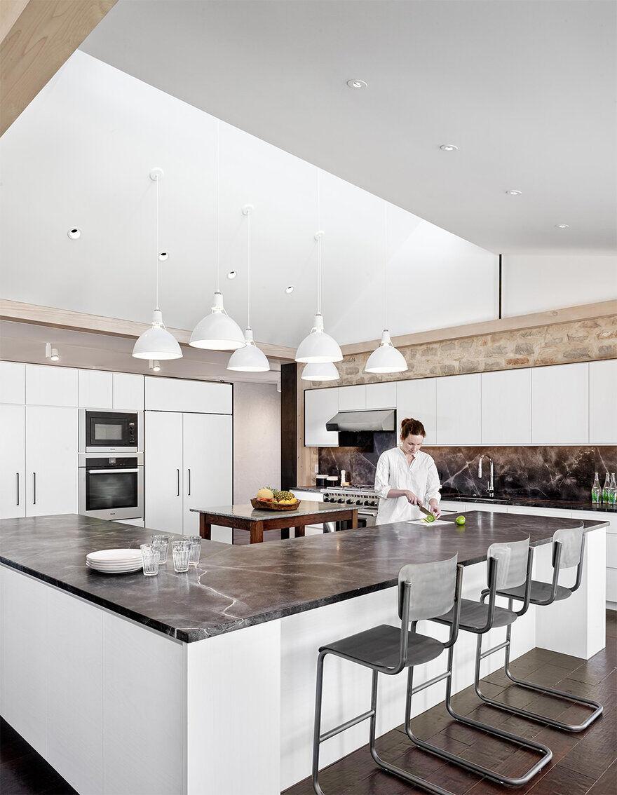 kitchen / Aamodt / Plumb Architects