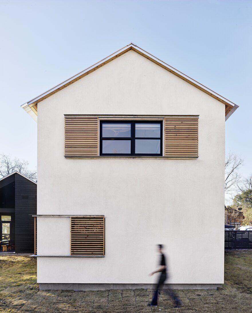 Modern Texas Prefab / Aamodt / Plumb Architects