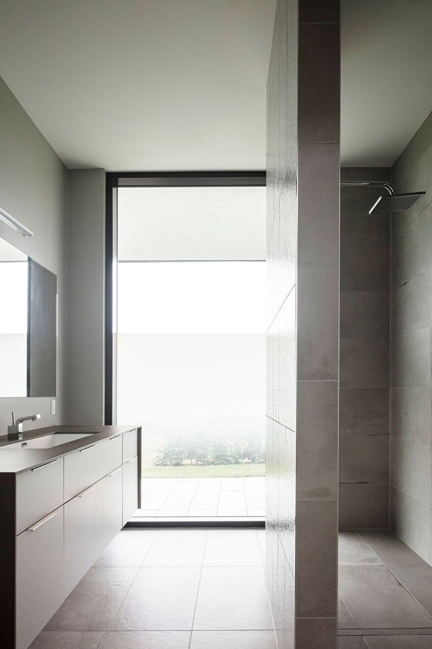 bathroom, Chris Collaris Architects