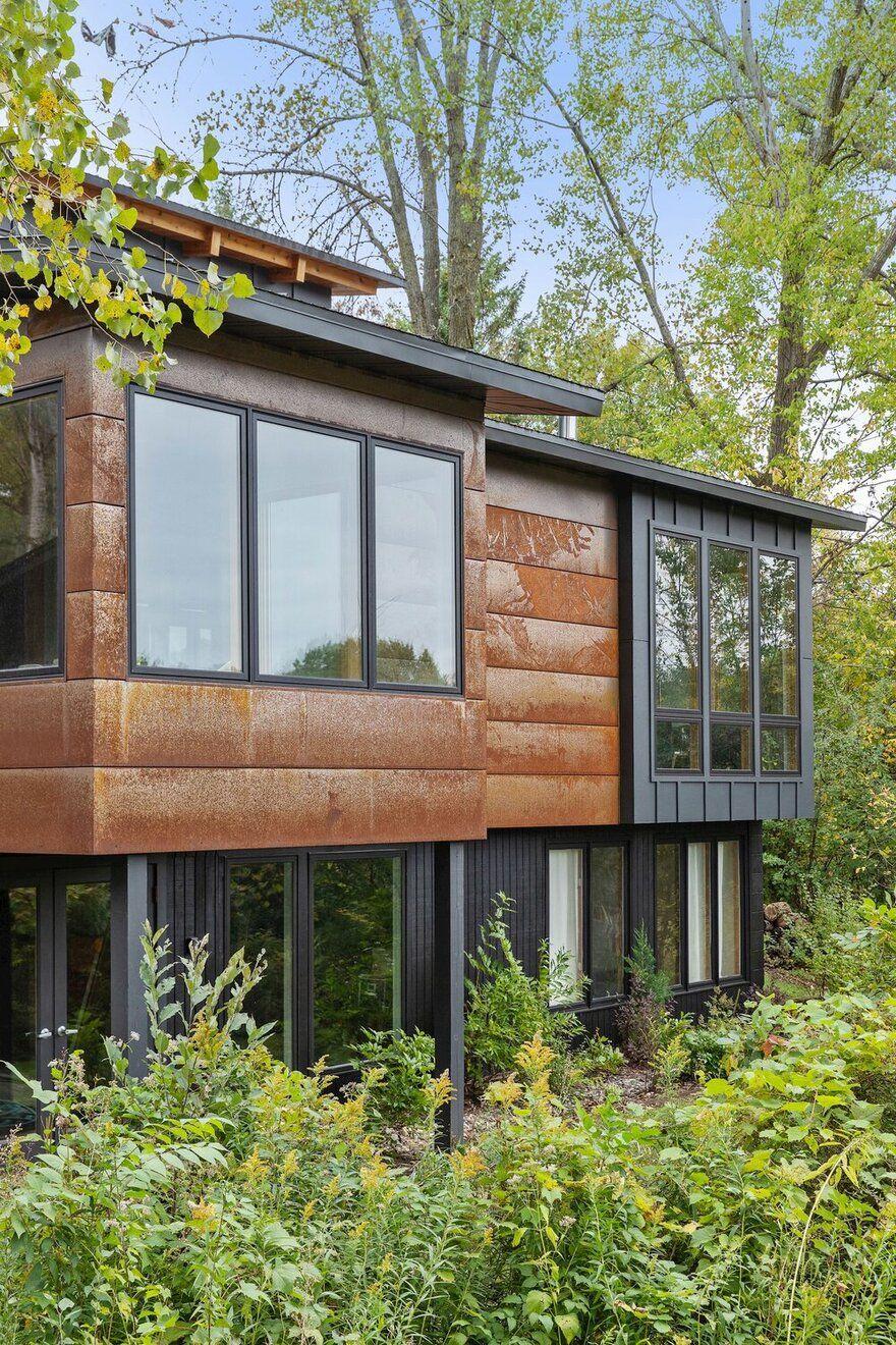 North Oaks Residence, Minnesota / Strand Design