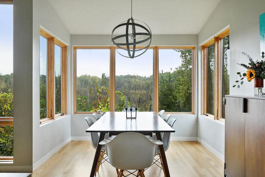 dining room, Minnesota / Strand Design