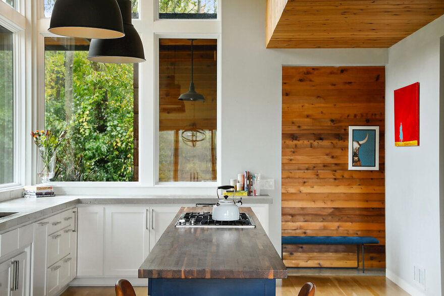 kitchen, Minnesota / Strand Design