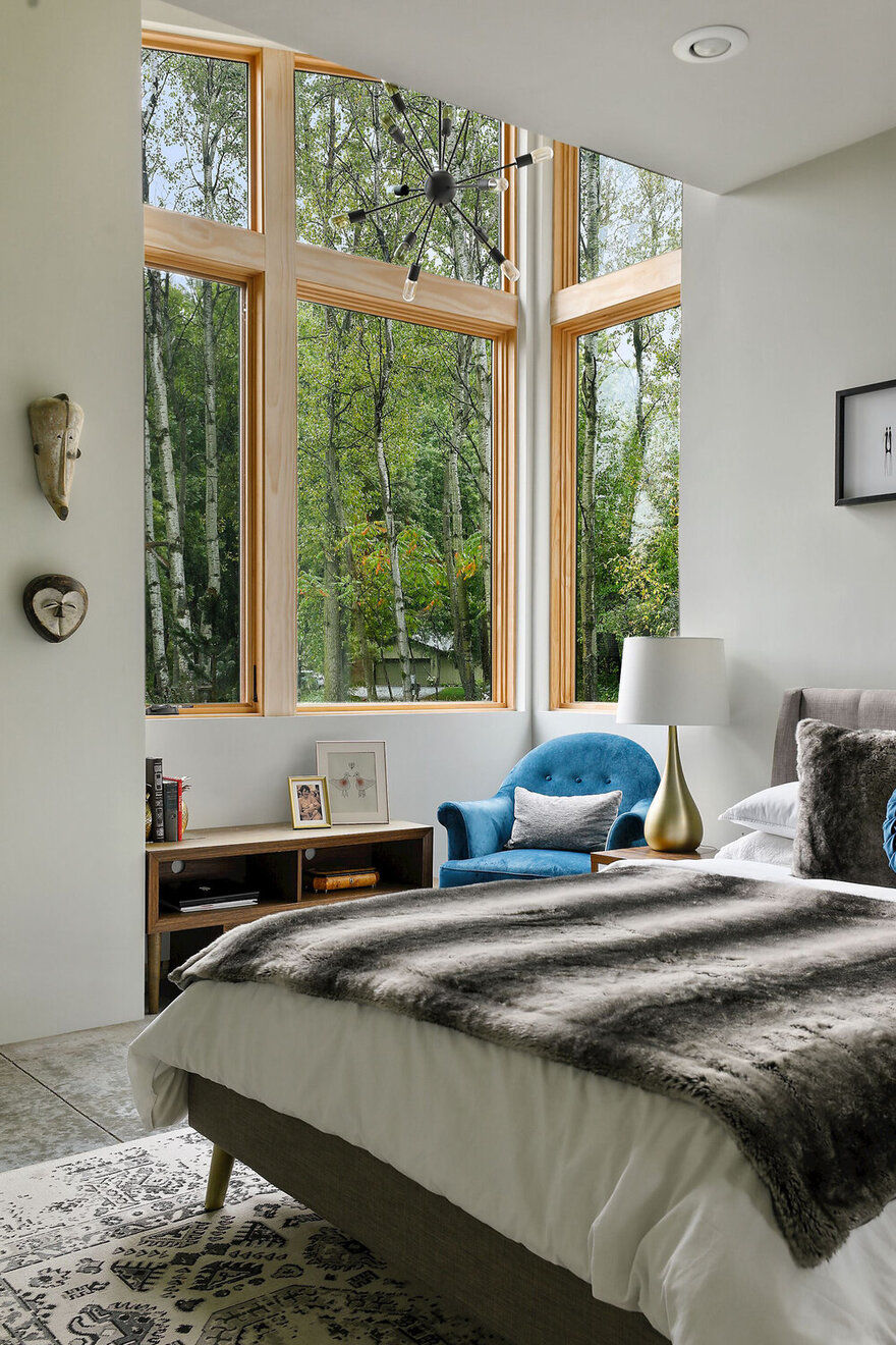 bedroom, Minnesota / Strand Design