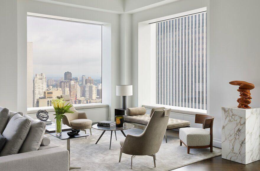 living room / Nebihe Cihan Studio