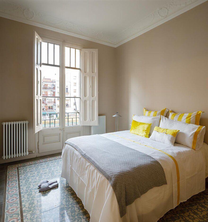 bedroom, Marina Sezam Studio