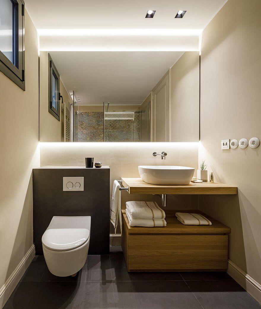 bathroom, Marina Sezam Studio