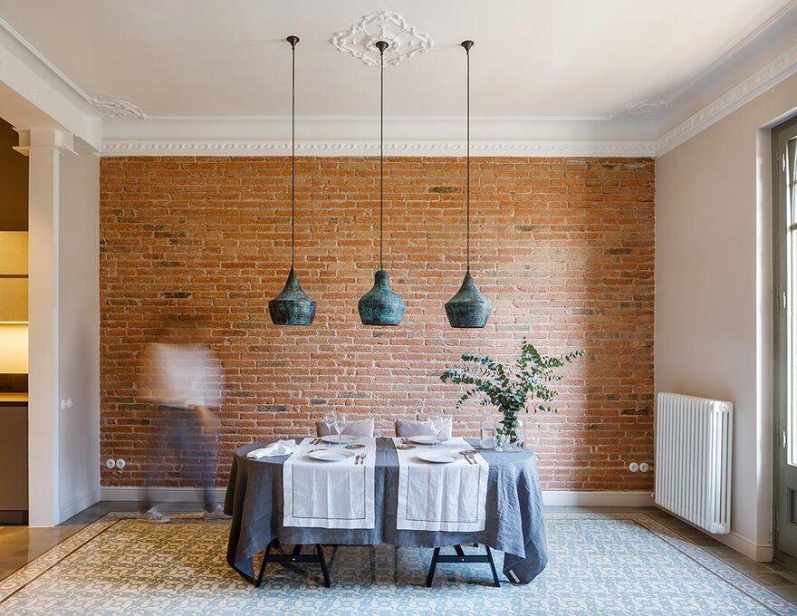 dining room, Marina Sezam Studio