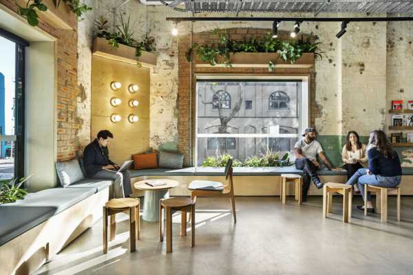The Commons Coworking – Chippendale / Siren Design Group