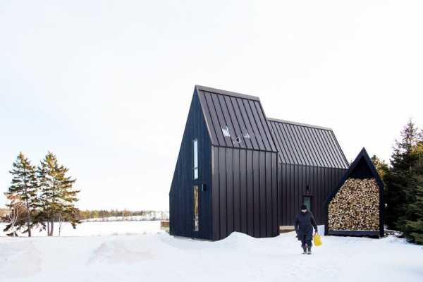 The River Cabins, Canada / Nine Yards Studio