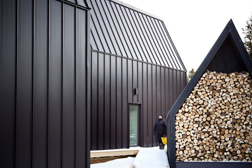The River Cabins, Nine Yards Studio