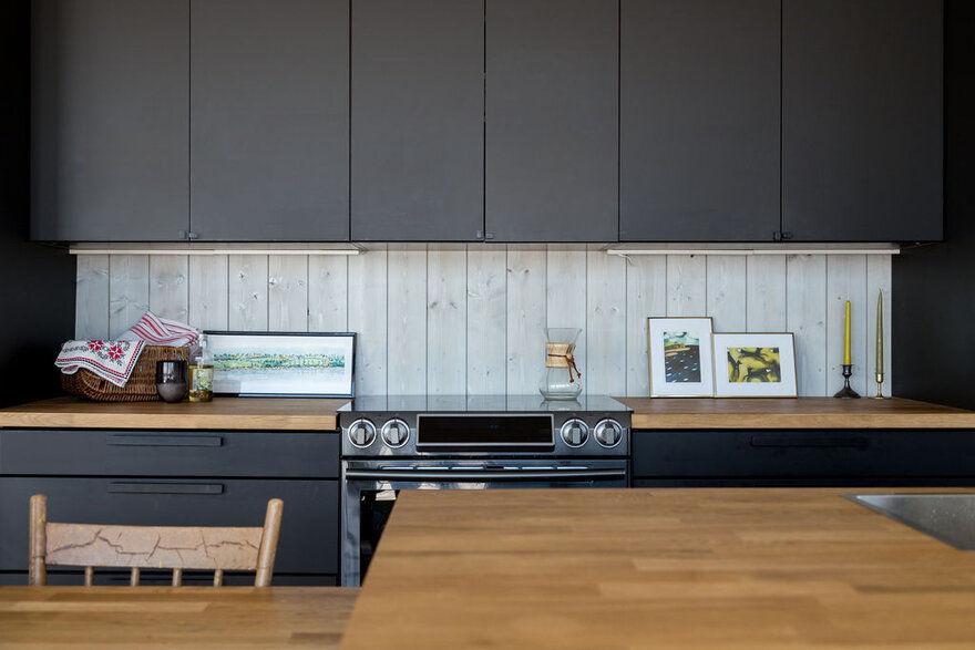 kitchen, Nine Yards Studio