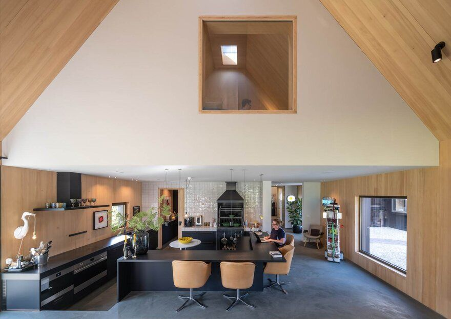 kitchen / Mecanoo Architecten