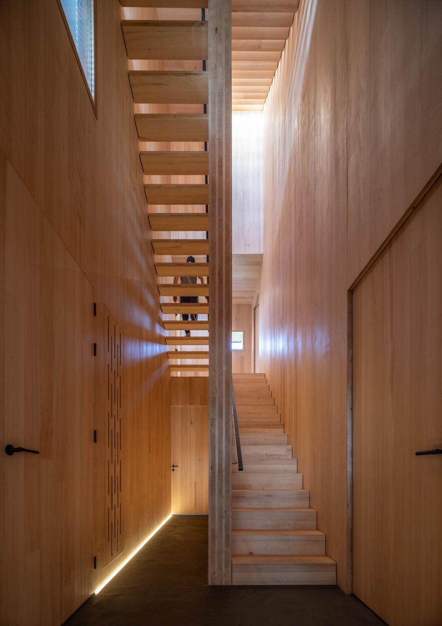 staircase / Mecanoo Architecten