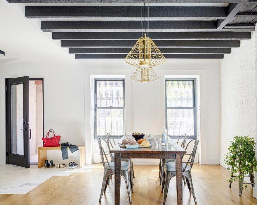 dining room / BAAO Architects