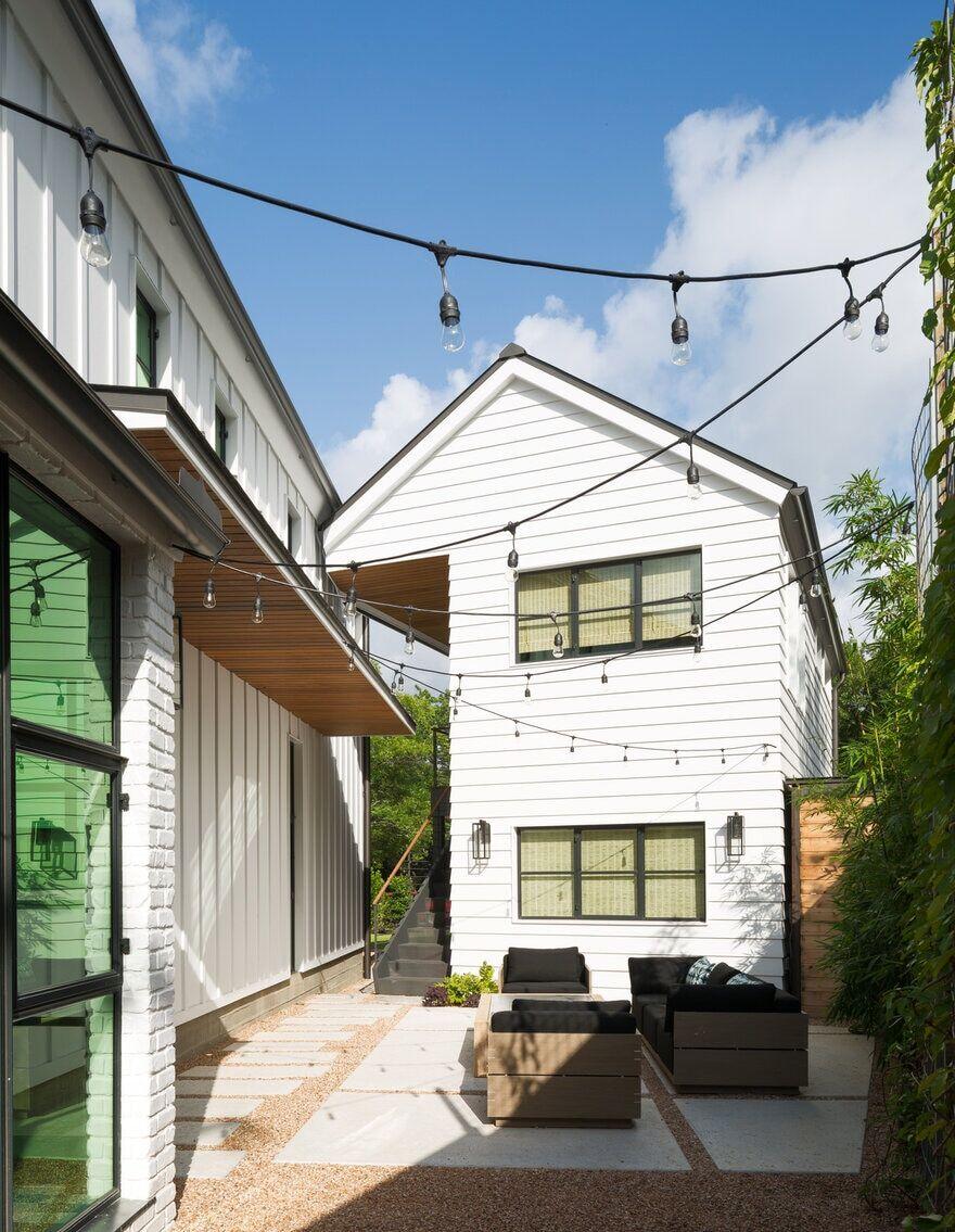 terrace / Restructure Studio