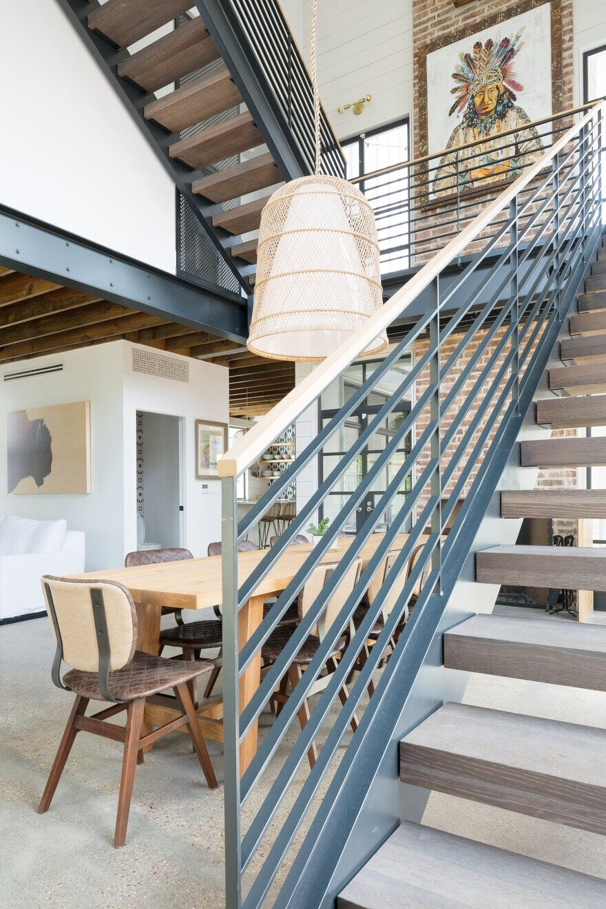 staircase / Restructure Studio