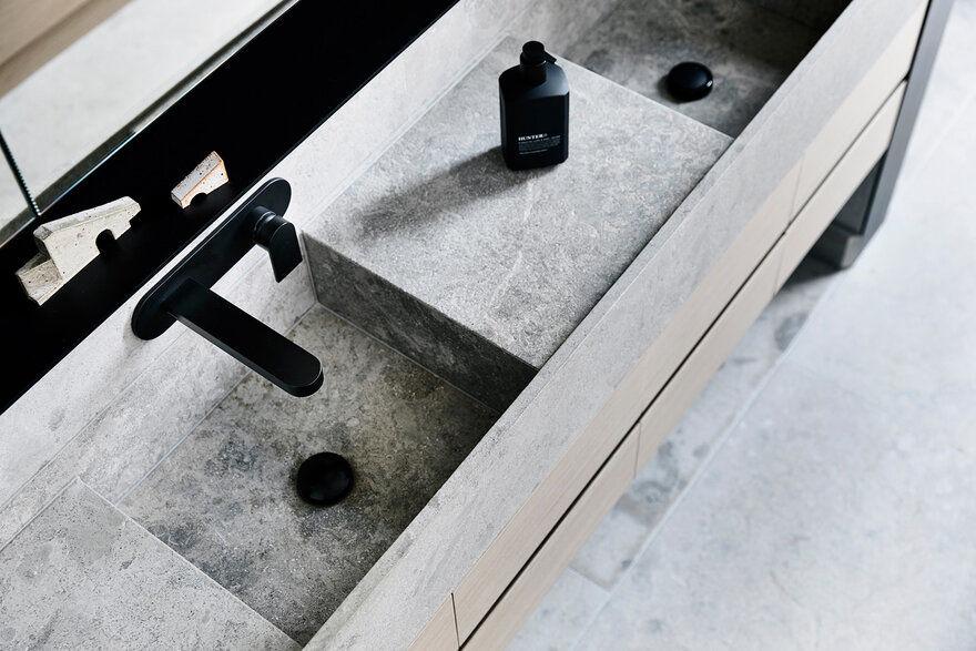 York Street Modern Residence / Jackson Clements Burrows Architects